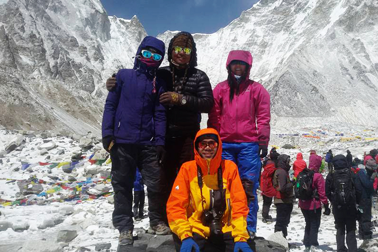 Classical Everest Base Camp Trek