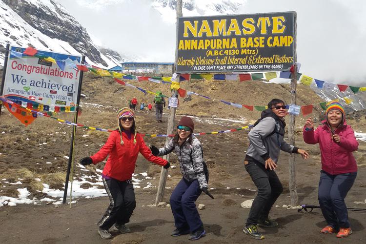 Annapurna Base Camp Trek Budget