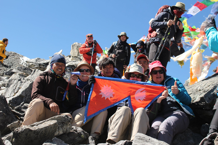 Everest Base Camp Details Itinerary