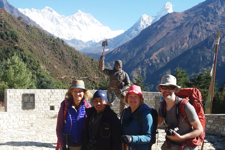 Everest view Trek 7 Days