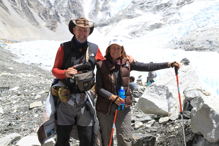 About Everest Base Camp Information