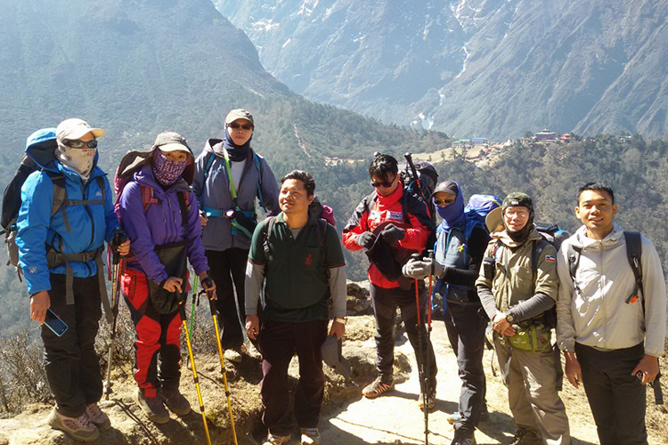 Everest Base Camp Highlight Scenery