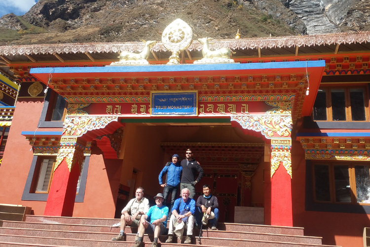 Manaslu & Tsum Valley Trekking Information