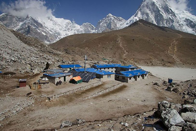 Everest Base Camp Accommodation