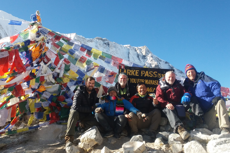Manaslu Circuit Trek Highlights Scenery