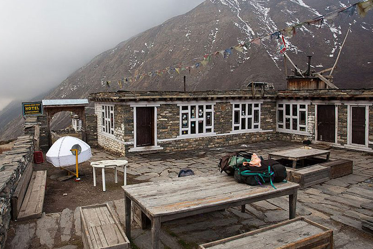 Manaslu Circuit Trek Accommodation