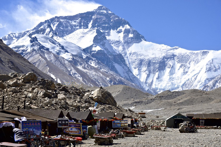 Tibet Everest Camp Trek