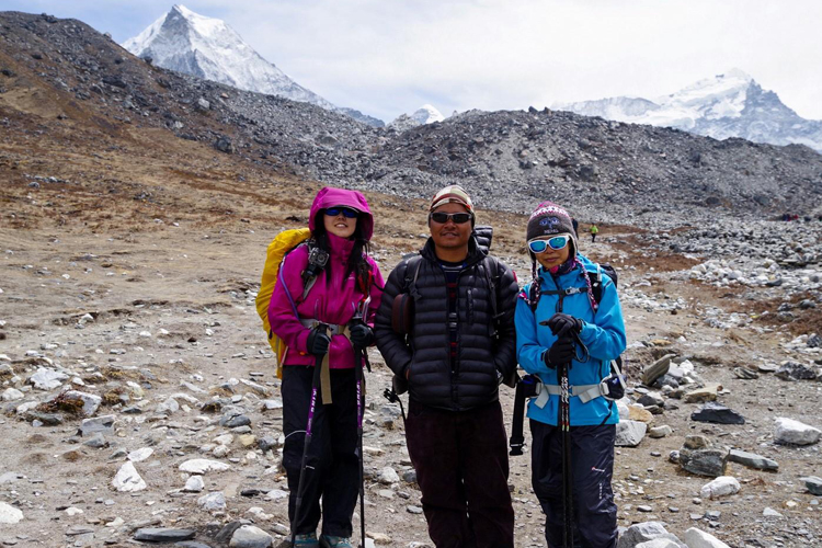 Trip to Everest Base Camp