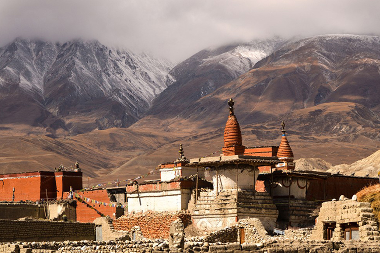 Upper Mustang Trekking Information of Nepal