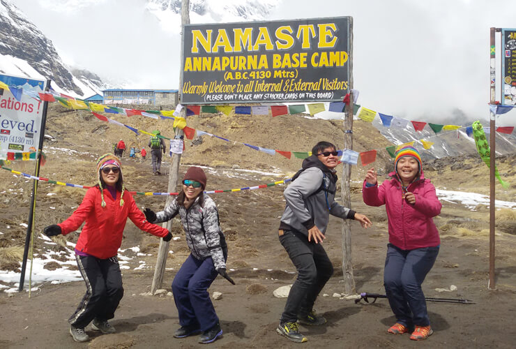 Annapurna Base Camp Trek Cheap